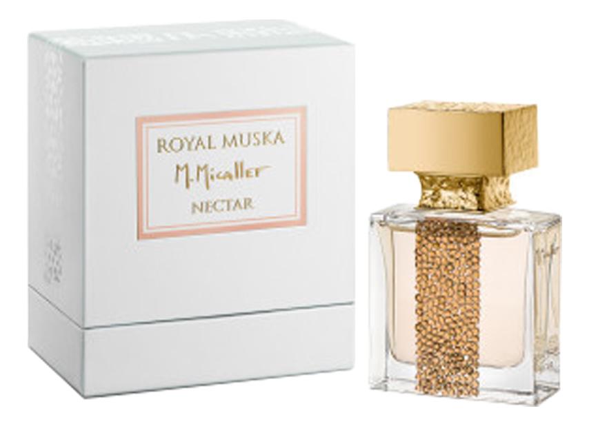 Фото - M. Micallef Royal Muska Nectar: парфюмерная вода 30мл muska