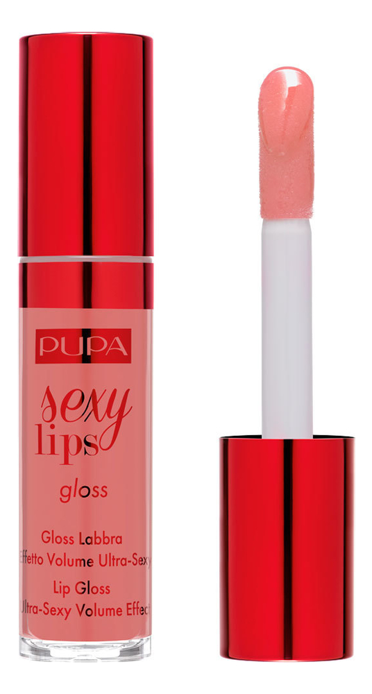 Блеск для губ Sexy Lips Gloss 5мл: No 002