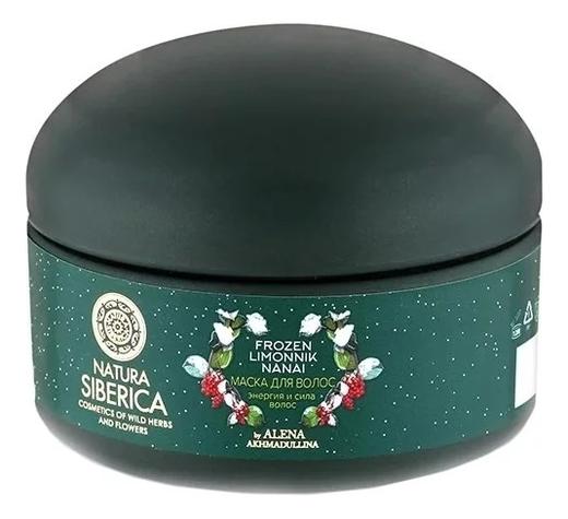 Купить Маска для волос Энергия и сила Alena Akhmadullina 120мл, Natura Siberica