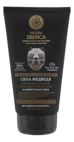 Купить Пробуждающий гель для умывания Сила медведя 150мл, Natura Siberica