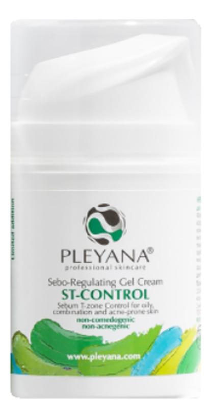 Себорегулирующий матирующий крем-гель для лица Mattifying Gel Cream SТ-Control: Крем-гель 50мл недорого