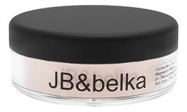 Купить Минеральный рассыпчатый хайлайтер для лица JB & belka 4г, Минеральный рассыпчатый хайлайтер для лица JB & belka 4г