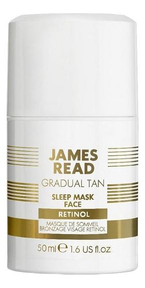 Купить Ночная маска для лица с ретинолом Gradual Tan Sleep Mask Retinol 50мл, James Read