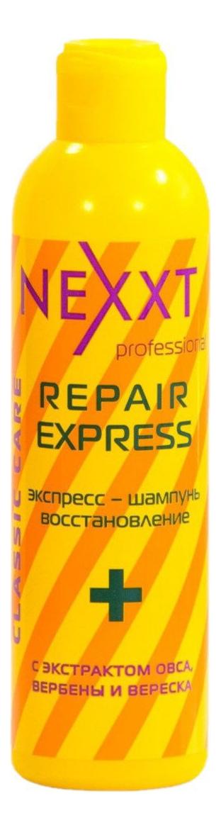 Экспресс-шампунь для волос восстанавливающий Repair Express-Shampoo: Шампунь 250мл недорого