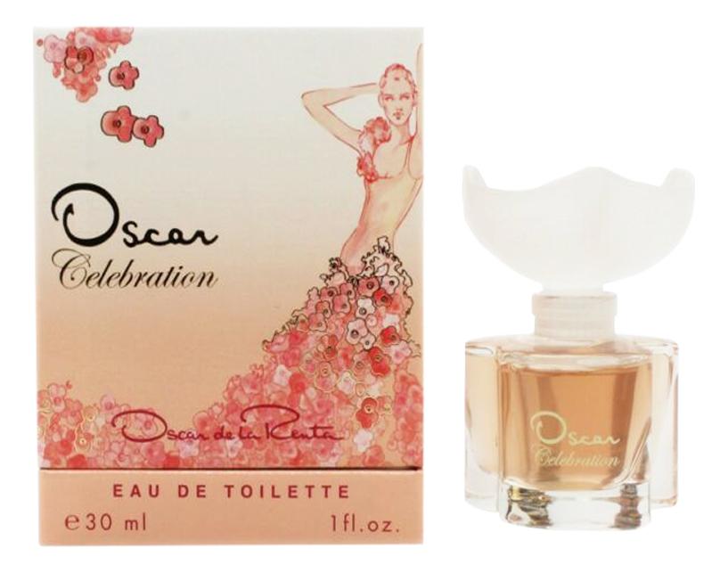 Oscar De La Renta Celebration: туалетная вода 30мл
