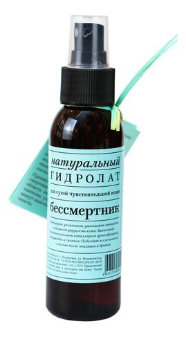Купить Гидролат для сухой чувствительной кожи Бессмертник 100мл, Краснополянская косметика