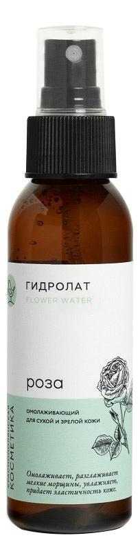 Купить Гидролат для сухой и зрелой кожи Роза 100мл, Краснополянская косметика