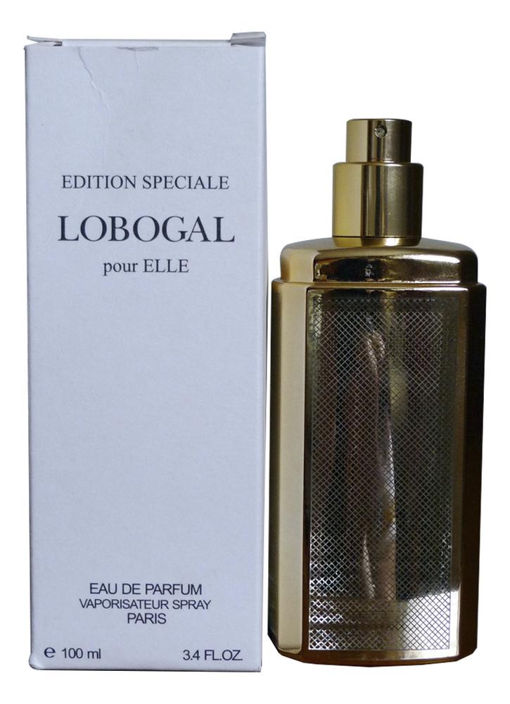 Фото - Pour Elle: парфюмерная вода 100мл (специальное издание) парфюмерная вода evaflor je t aime pour elle 100 мл