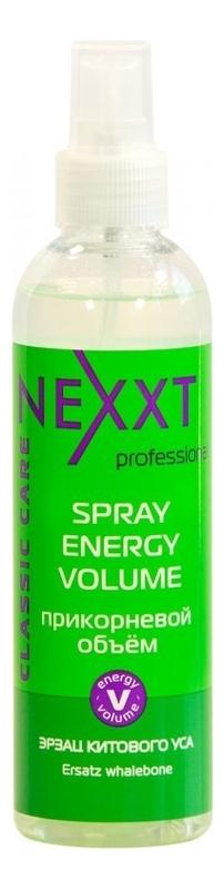 Фото - Спрей для прикорневого объема волос Spray Volume Energy 250мл спрей для прикорневого объема волос root canal volumising spray спрей 50мл