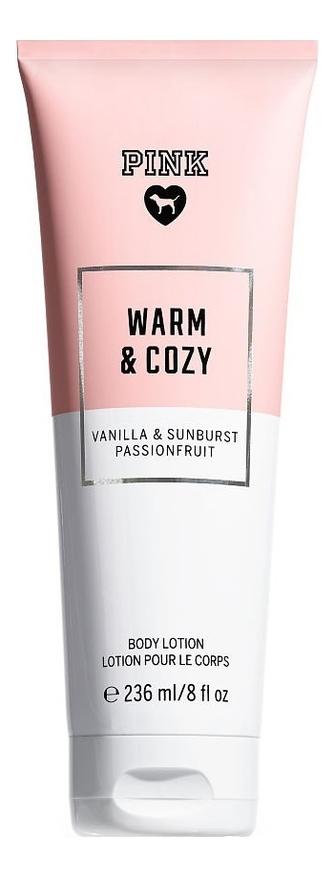 Парфюмерный лосьон для тела Pink Warm & Cozy Body Lotion 236мл