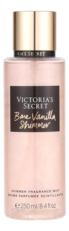 Парфюмерный спрей для тела Bare Vanilla Shimmer Fragrance Mist 250мл