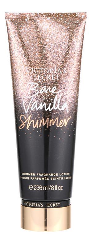 Парфюмерный лосьон для тела Bare Vanilla Shimmer Fragrance Lotion 236мл недорого