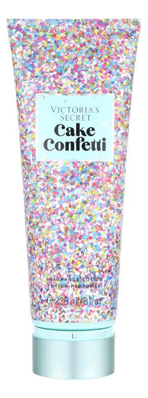 Фото - Парфюмерный лосьон для тела Cake Confetti Fragrance Lotion 236мл парфюмерный лосьон для тела midnight petals fragrance lotion 236мл