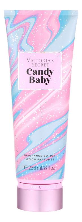 Парфюмерный лосьон для тела Candy Baby Fragrance Lotion 236мл