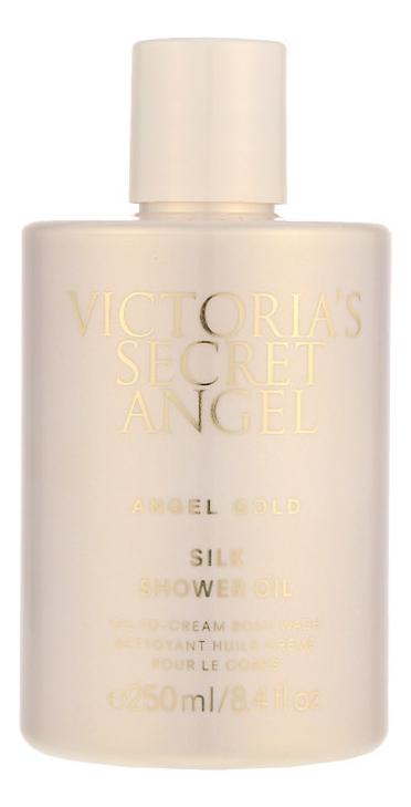 Парфюмерный гель-крем для душа Angel Gold Silk Shower Oil 250мл, Victorias Secret  - Купить