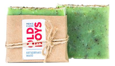 Купить Натуральное мыло Горные травы Men's Care Old Boys 110г, Краснополянская косметика