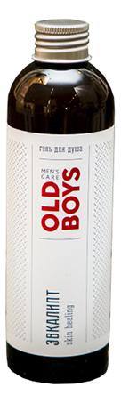 Фото - Гель для душа Эвкалипт Men's Care Old Boys 250мл гель для душа краснополянская косметика old boys глинтвейн 30 мл