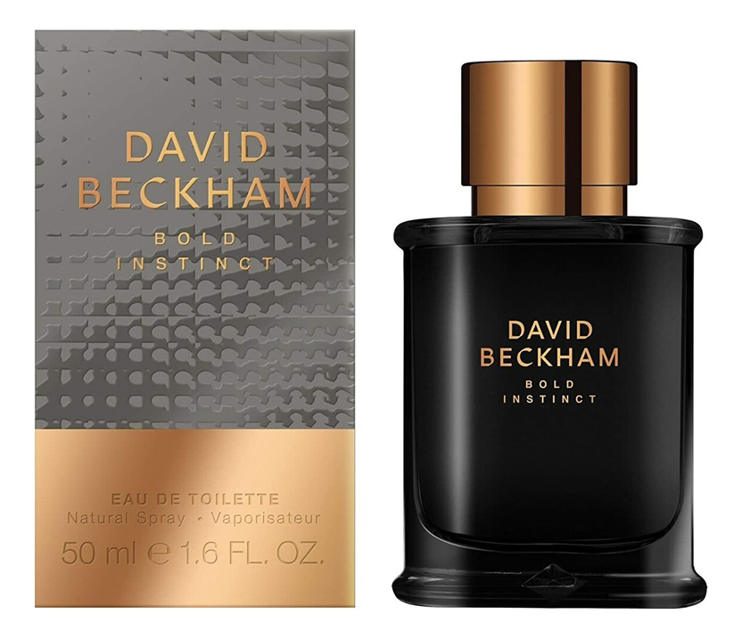 David Beckham Bold Instinct: туалетная вода 50мл туалетная вода david beckham instinct 50 мл