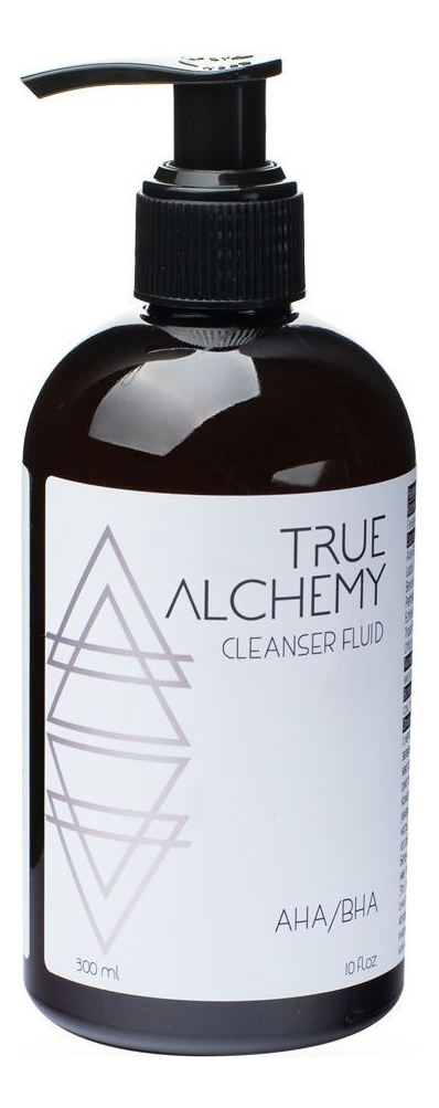 Флюид для умывания Cleanser Fluid AHA/BHA 300мл недорого