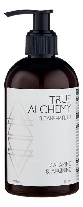 Флюид для умывания Cleanser Fluid Calamine & Arginine 300мл недорого