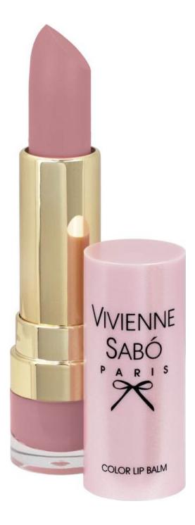 Помада-бальзам для губ Baume A Levres: No 06 vivienne sabo помада бальзам lipstick balm baume a levres тон 05 3 мл