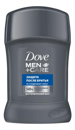 Антиперспирант-стик Защита после бритья Men + Care 50мл