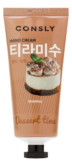 Купить Крем для рук с ароматом тирамису Dessert Time Tiramisu Hand Cream 100мл, Consly