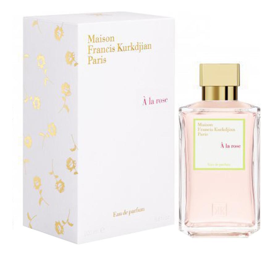 Фото - A La Rose: парфюмерная вода 200мл l homme a la rose парфюмерная вода 35мл