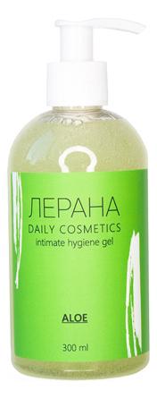 Купить Гель для интимной гигиены с экстрактом алоэ вера Aloe Intimate Hygiene Gel 300мл, Levrana