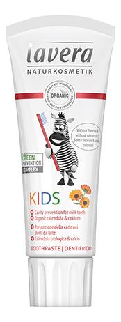 Детская зубная паста-гель Kids Toothpaste 75мл зубная паста оригинальный рецепт toothpaste original recipe зубная паста 75мл