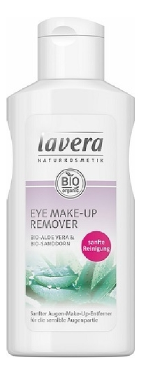 Средство для удаления макияжа с кожи вокруг глаз Eye Make-Up Remover 125мл средство для снятия макияжа super make up remover 125мл