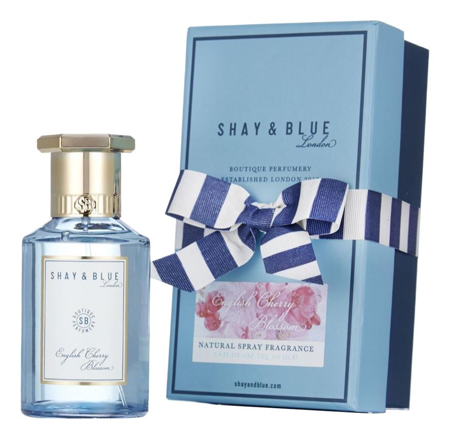 Купить Shay & Blue English Cherry Blossom: парфюмерная вода 100мл, Shay & Blue English Cherry Blossom