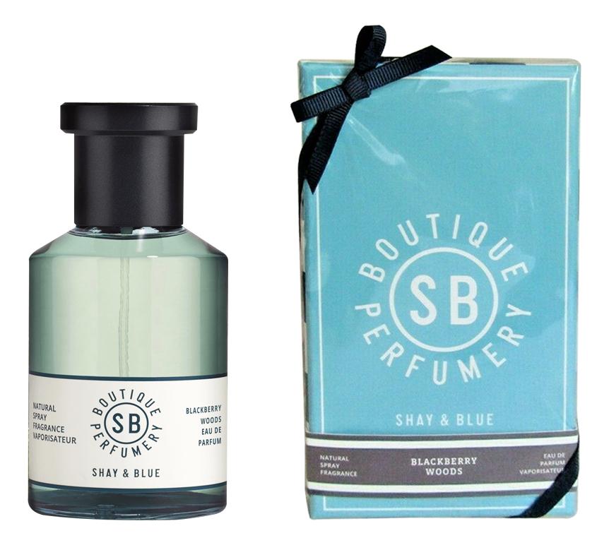 Купить Blackberry Woods: парфюмерная вода 100мл, Shay & Blue