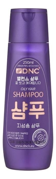 Купить Шампунь для жирных волос Oily Hair Shampoo 250мл, DNC