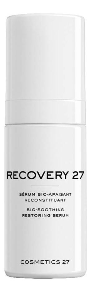 Сыворотка для лица Recovery 27 Bio-Soothing Restoring Serum 30мл