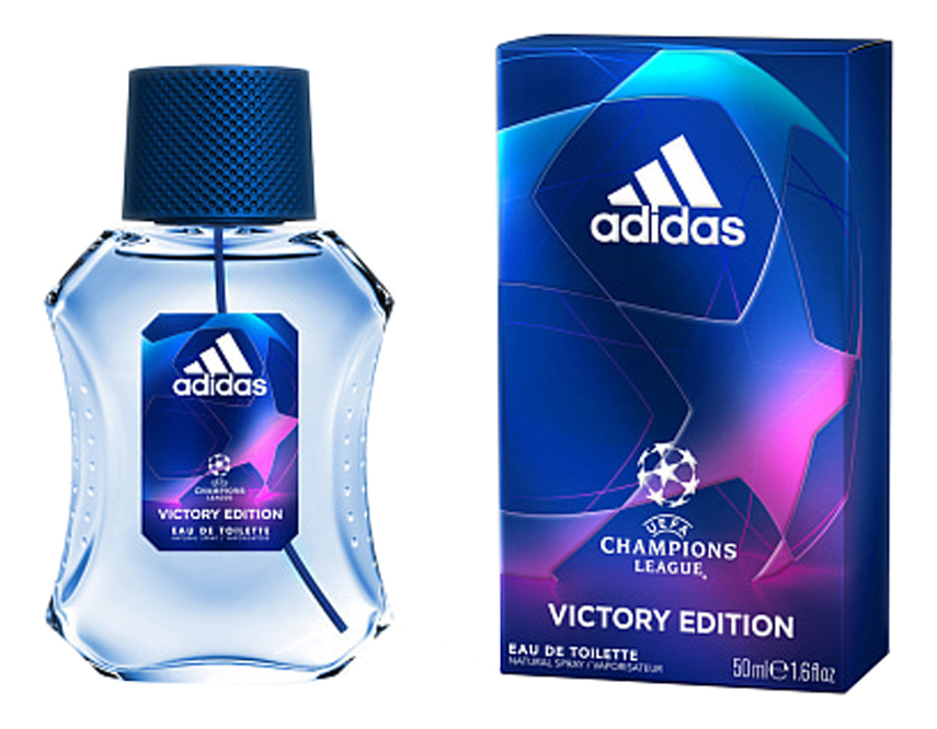 Adidas Uefa Champions League Victory Edition: туалетная вода 50мл