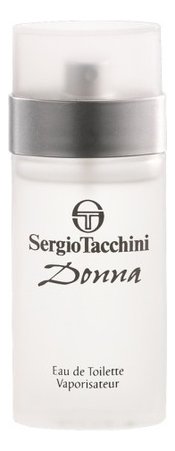 Sergio Tacchini Donna: туалетная вода 30мл тестер