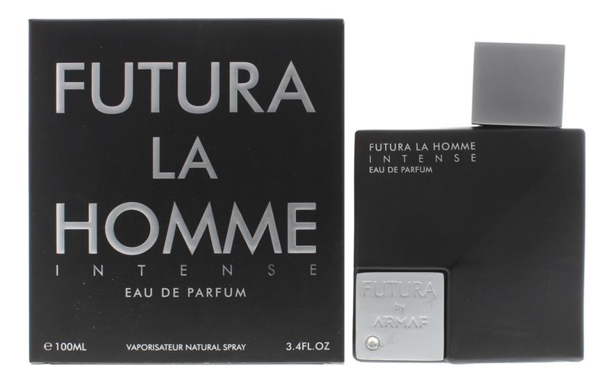 Futura La Homme Intense: парфюмерная вода 100мл l homme prada intense парфюмерная вода 150мл
