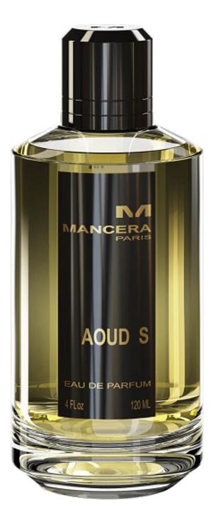 Купить Aoud S: парфюмерная вода 8мл, Mancera