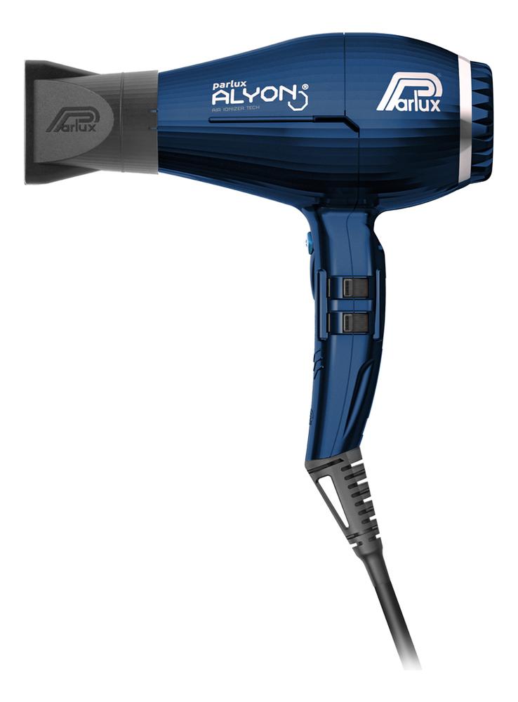 Купить Фен для волос Alyon Ionic 2250W 0901-Alyon Night Blue (2 насадки), Parlux