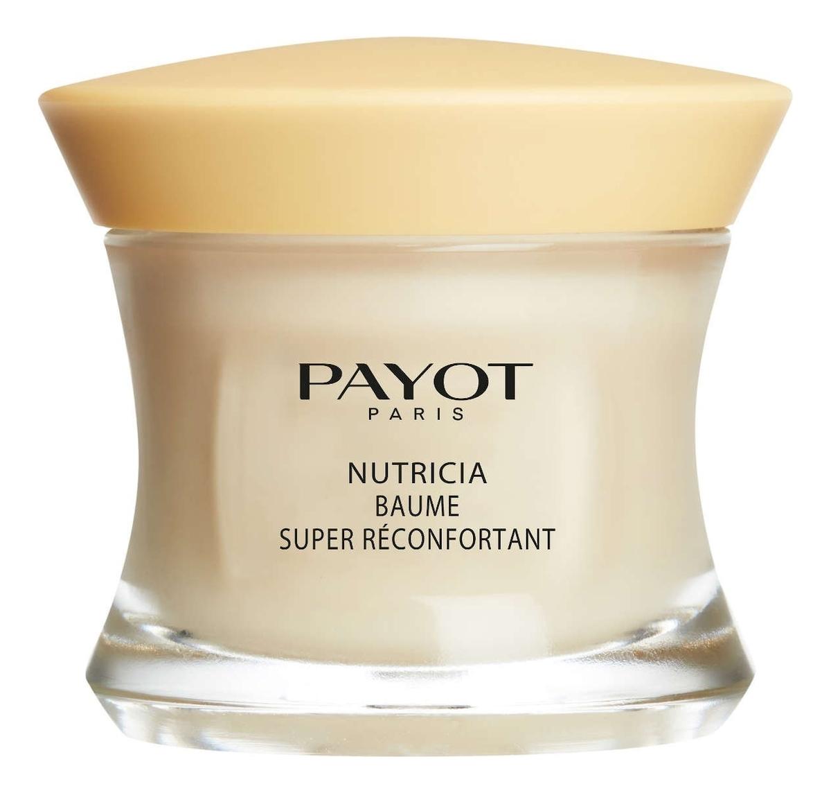 Купить Восстанавливающий бальзам для лица Nutricia Baume Super Reconfortant 50мл, Payot