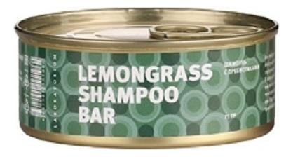 Твердый шампунь для волос Пребиотики и лемонграсс Lemongrass Shampoo Bar 75г твердый шампунь для волос пребиотики и лемонграсс lemongrass shampoo bar 75г
