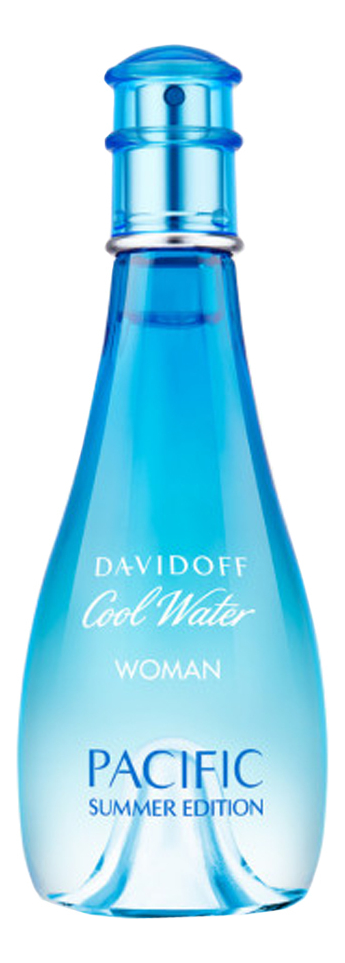 Davidoff Cool Water Pacific Summer Edition For Women: туалетная вода 100мл тестер