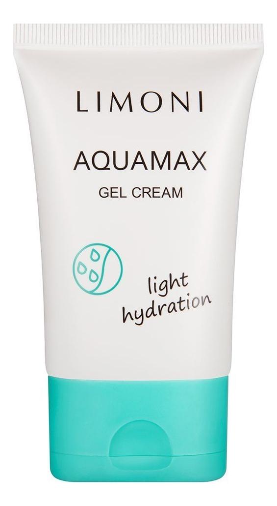 Увлажняющий гель-крем для лица Aquamax Gel Cream 50мл chi luxury black seed oil curl defining cream gel