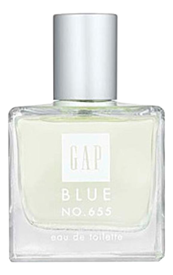 GAP Blue No 655 For Her: туалетная вода 50мл тестер gap near туалетная вода 50мл