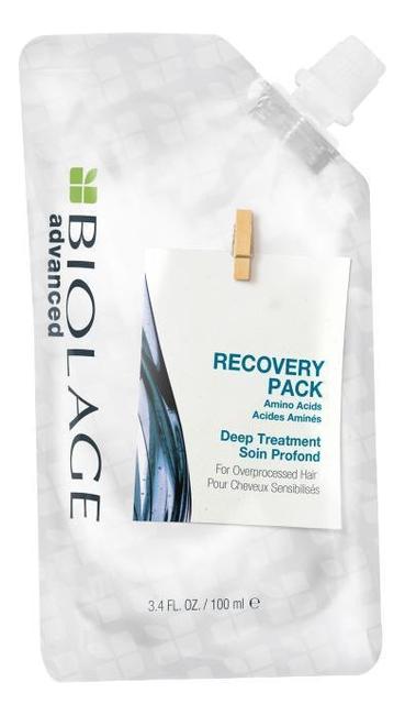 Маска для сильно поврежденных волос Biolage Advanced Keratindose Mask: Маска 100мл