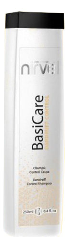 Шампунь для волос против перхоти BasiCare Dandruff Control Shampoo: Шампунь 250мл шампунь против перхоти с кератином anti dandruff shampoo 250мл