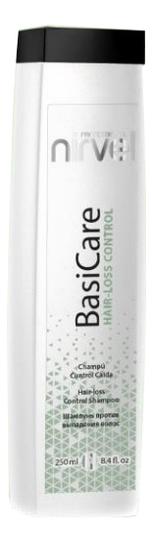 Шампунь против выпадения волос BasiCare Hair-Loss Control Shampoo: Шампунь 250мл
