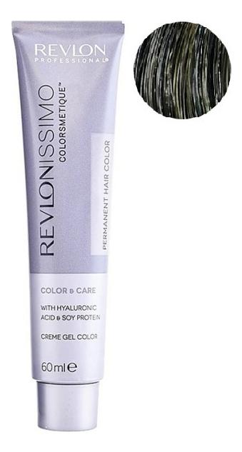 Купить Стойкая краска для волос Revlonissimo Colorsmetique Color & Care 60мл: 4.7MN Коричневый Матовый Нейтрализующий, Стойкая краска для волос Revlonissimo Colorsmetique Color & Care 60мл, Revlon Professional