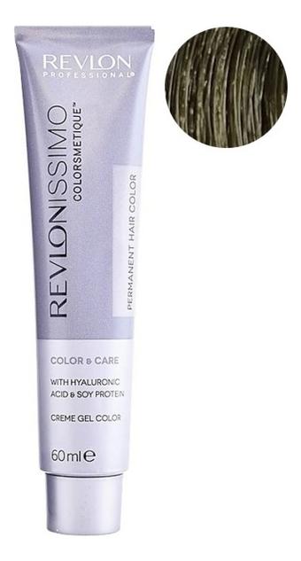 Купить Стойкая краска для волос Revlonissimo Colorsmetique Color & Care 60мл: 6.7MN Темный Блондин Матовый Нейтрализующий, Стойкая краска для волос Revlonissimo Colorsmetique Color & Care 60мл, Revlon Professional